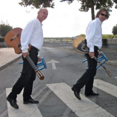 Takis Jobit & Patrick Lairain